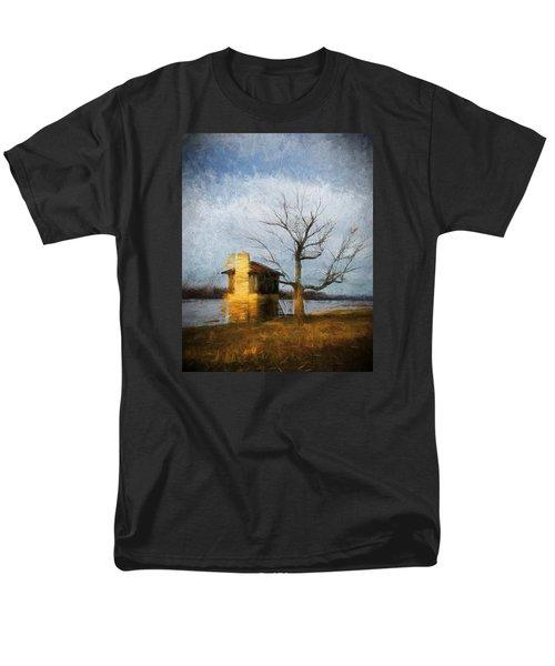 Men's T-Shirt  (Regular Fit) featuring the photograph Sunrise by John Freidenberg