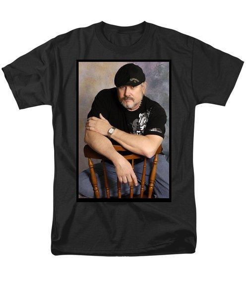 The Artist Men's T-Shirt  (Regular Fit) by Clayton Bruster