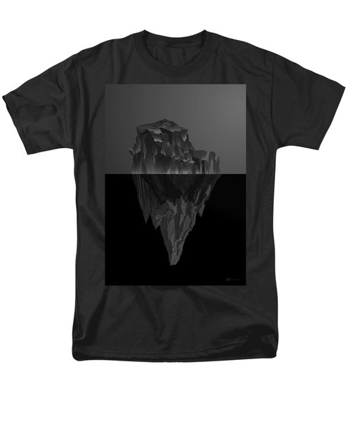 The Black Iceberg Men's T-Shirt  (Regular Fit) by Serge Averbukh