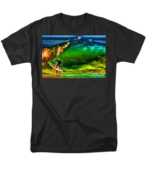 Men's T-Shirt  (Regular Fit) featuring the photograph The Shadow Within by John A Rodriguez