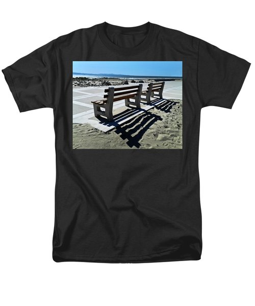 Waiting Men's T-Shirt  (Regular Fit) by Joe  Palermo
