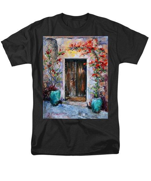 Welcome Men's T-Shirt  (Regular Fit) by Jennifer Beaudet