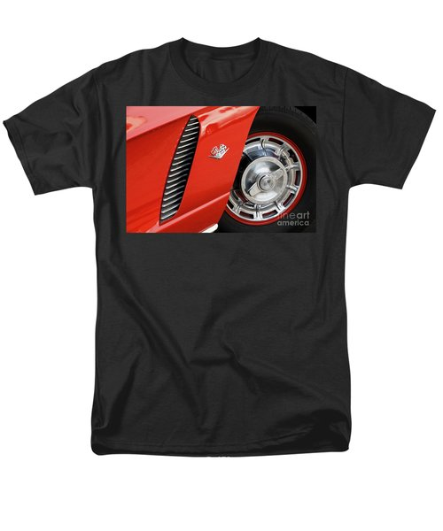 Men's T-Shirt  (Regular Fit) featuring the photograph Where Were You In '62 by Dennis Hedberg