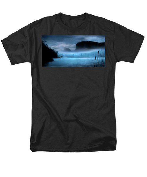 Men's T-Shirt  (Regular Fit) featuring the photograph While You Were Sleeping by John Poon
