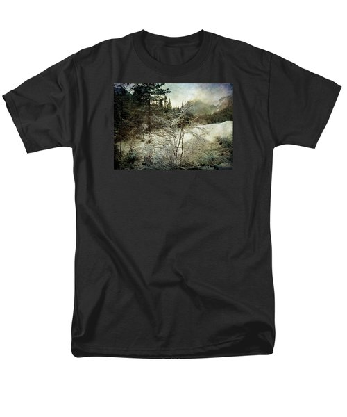 Winter Mood Men's T-Shirt  (Regular Fit)