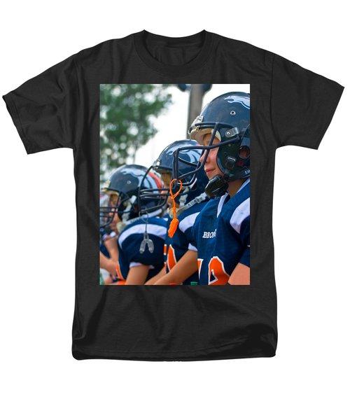 Youth Football Men's T-Shirt  (Regular Fit) by Susan Leggett