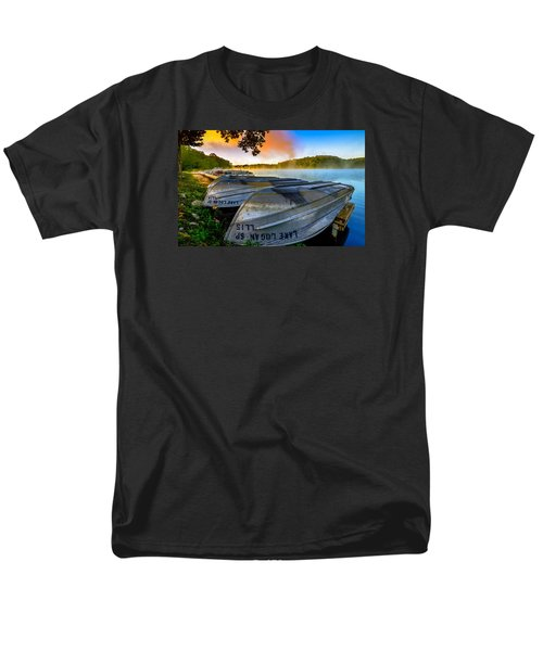 Lake Logan 2 Men's T-Shirt  (Regular Fit) by Brian Stevens