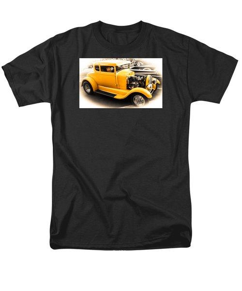 Vintage Car Men's T-Shirt  (Regular Fit) by Mickey Clausen