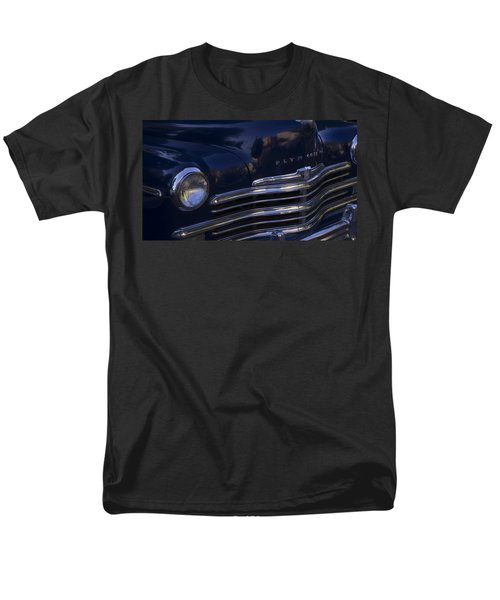 1949 Plymouth Deluxe  Men's T-Shirt  (Regular Fit) by Cathy Anderson