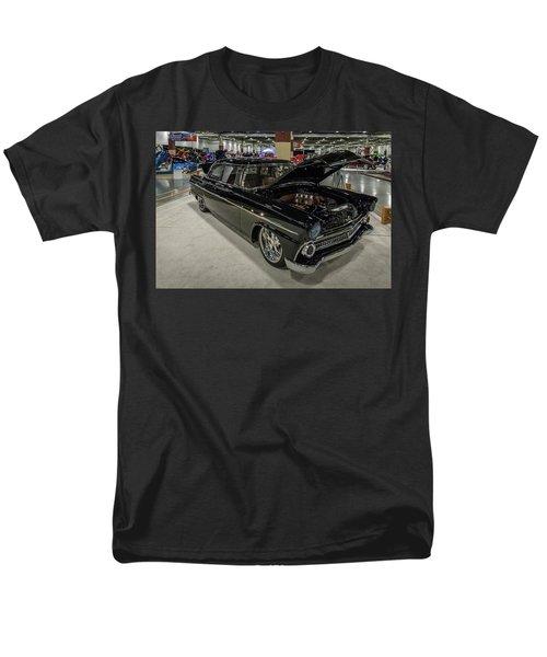 1955 Ford Customline Men's T-Shirt  (Regular Fit) by Randy Scherkenbach