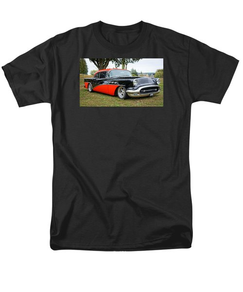 1956 Buick Riviera Men's T-Shirt  (Regular Fit) by Ronda Broatch