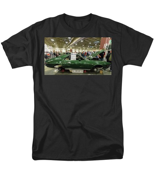 Men's T-Shirt  (Regular Fit) featuring the photograph 1969 Amc Amx by Randy Scherkenbach