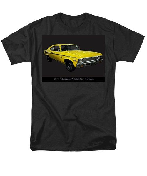1971 Chevy Nova Yenko Deuce Men's T-Shirt  (Regular Fit) by Chris Flees