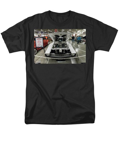 Men's T-Shirt  (Regular Fit) featuring the photograph 1972 Javelin Sst 2 by Randy Scherkenbach