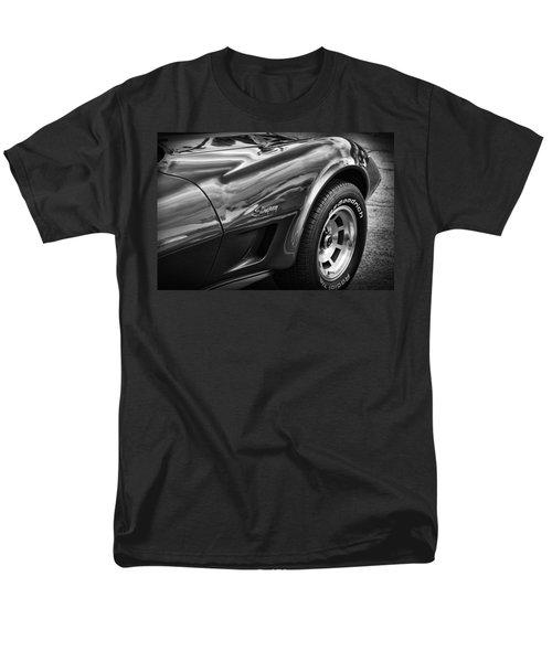 1973 Chevrolet Corvette Stingray Men's T-Shirt  (Regular Fit) by Gordon Dean II