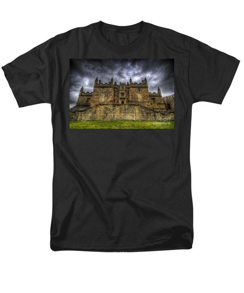 Bolsover Castle Men's T-Shirt  (Regular Fit) by Yhun Suarez