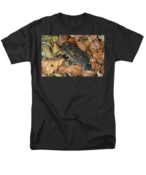 Men's T-Shirt  (Regular Fit) featuring the photograph Cane Toad by Breck Bartholomew