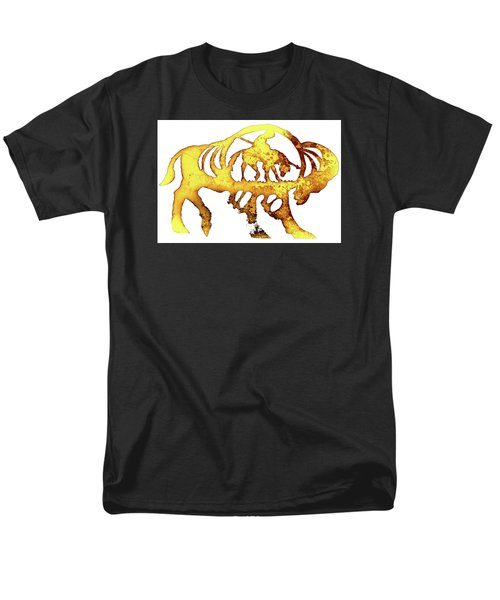 End Of The Trail Men's T-Shirt  (Regular Fit)