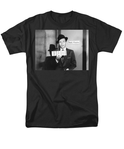 Frank Sinatra Men's T-Shirt  (Regular Fit) by Underwood Archives