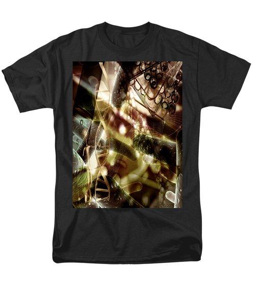 Men's T-Shirt  (Regular Fit) featuring the digital art Medils Art by Danica Radman