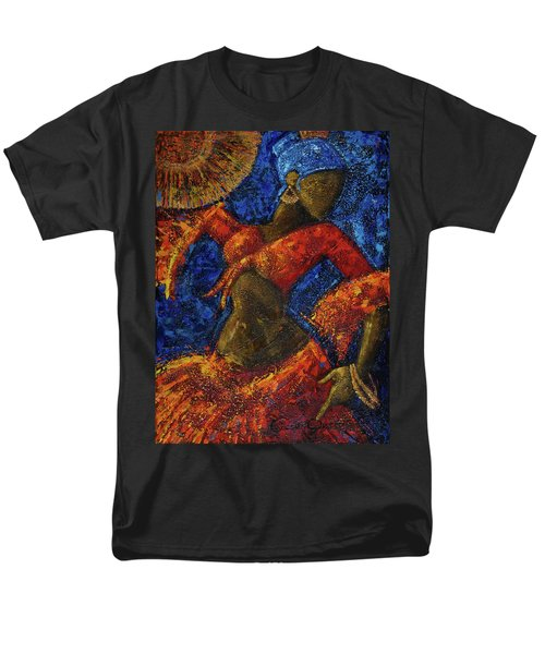 Passion Men's T-Shirt  (Regular Fit) by Oscar Ortiz