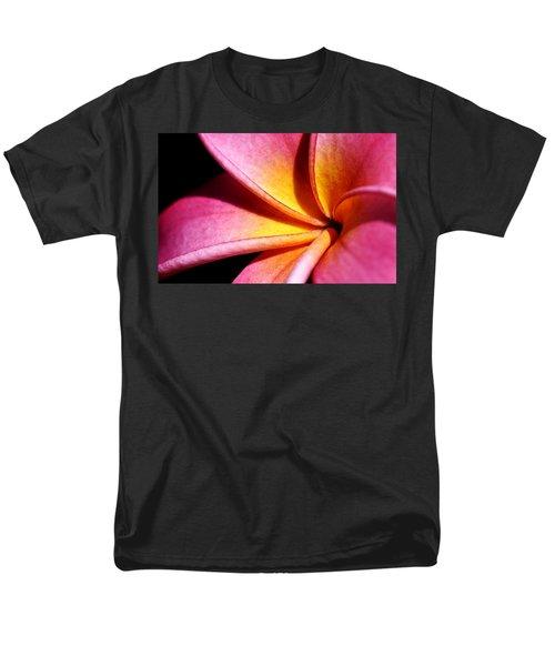 Plumeria Flower Men's T-Shirt  (Regular Fit) by Werner Lehmann