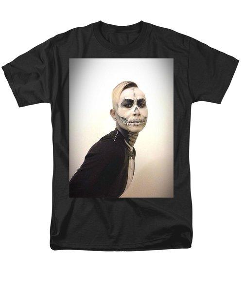 Skull And Tux Men's T-Shirt  (Regular Fit) by Kent Chua