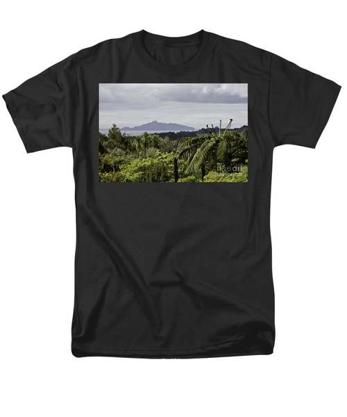 Somewhere Around Whangarei, New Zealand Men's T-Shirt  (Regular Fit) by Yurix Sardinelly