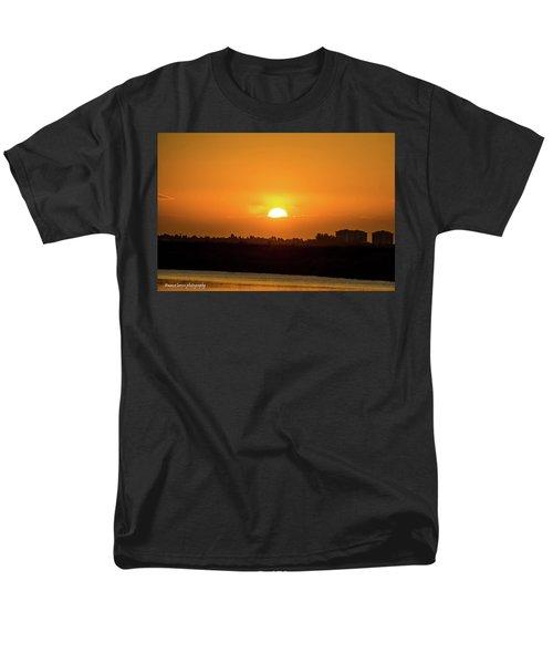 Sunrise  Men's T-Shirt  (Regular Fit) by Nance Larson
