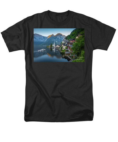 The Pearl Of Austria Men's T-Shirt  (Regular Fit) by JR Photography
