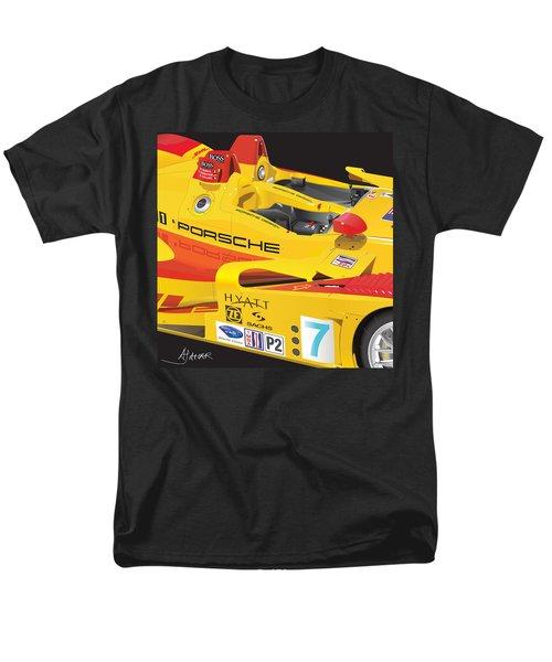 2008 Rs Spyder Illustration Men's T-Shirt  (Regular Fit) by Alain Jamar