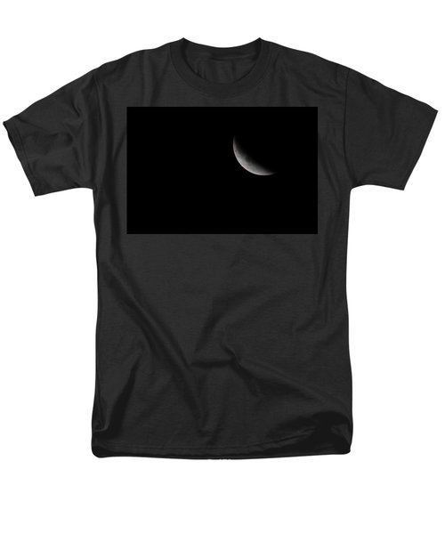 2015 Harvest Moon Eclipse 1 Men's T-Shirt  (Regular Fit) by Terry DeLuco