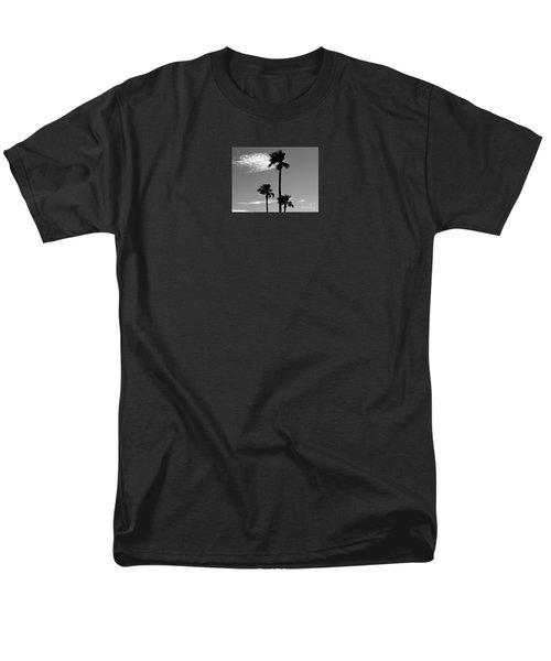 3 Palms Men's T-Shirt  (Regular Fit) by Janice Westerberg