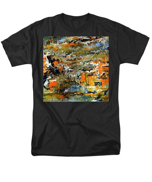 Series 2017 Men's T-Shirt  (Regular Fit) by David Hatton