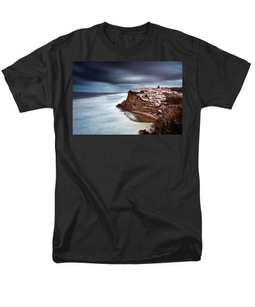 Men's T-Shirt  (Regular Fit) featuring the photograph Upcoming Storm by Jorge Maia