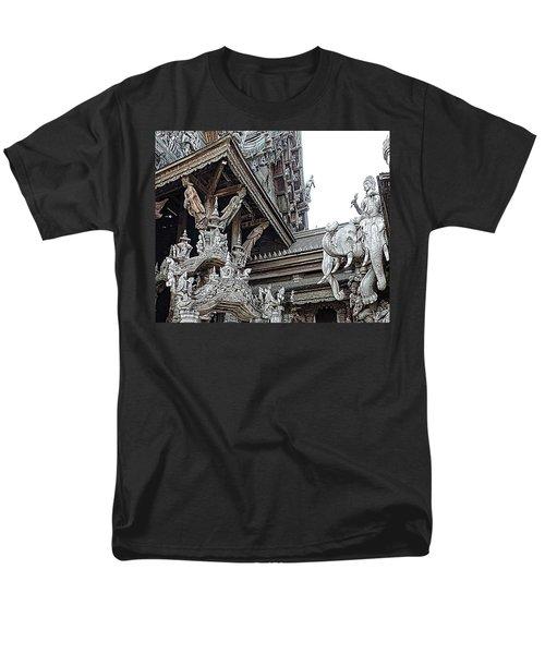 World Peace Activist Men's T-Shirt  (Regular Fit) by John Potts