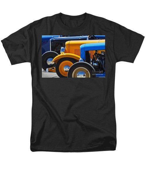'32 X 3 Men's T-Shirt  (Regular Fit) by Dennis Hedberg
