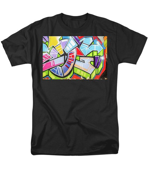Graffiti Men's T-Shirt  (Regular Fit) by Muhie Kanawati