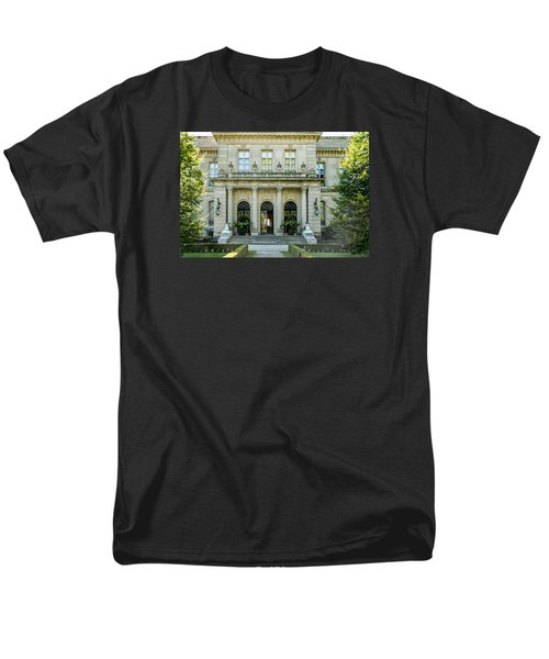 The Rosecliff Men's T-Shirt  (Regular Fit) by Sabine Edrissi