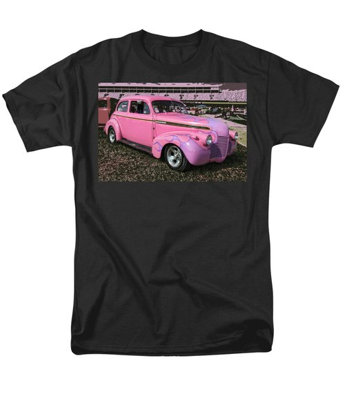 '40 Chevy Men's T-Shirt  (Regular Fit) by Victor Montgomery