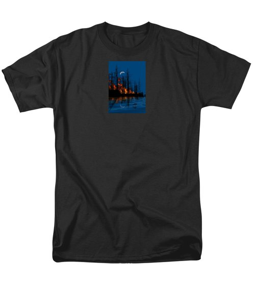 4040 Men's T-Shirt  (Regular Fit) by Peter Holme III