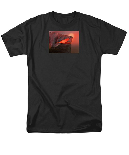 Men's T-Shirt  (Regular Fit) featuring the photograph 4366 by Peter Holme III
