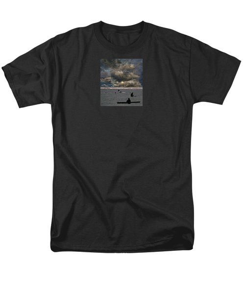 Men's T-Shirt  (Regular Fit) featuring the photograph 4367 by Peter Holme III