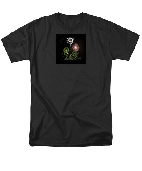 Men's T-Shirt  (Regular Fit) featuring the photograph 4369 by Peter Holme III