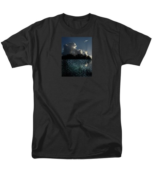 Men's T-Shirt  (Regular Fit) featuring the photograph 4377 by Peter Holme III