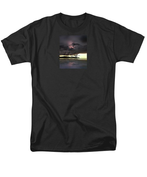 Men's T-Shirt  (Regular Fit) featuring the photograph 4396 by Peter Holme III