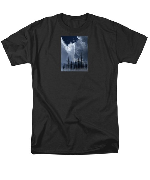Men's T-Shirt  (Regular Fit) featuring the photograph 4404 by Peter Holme III