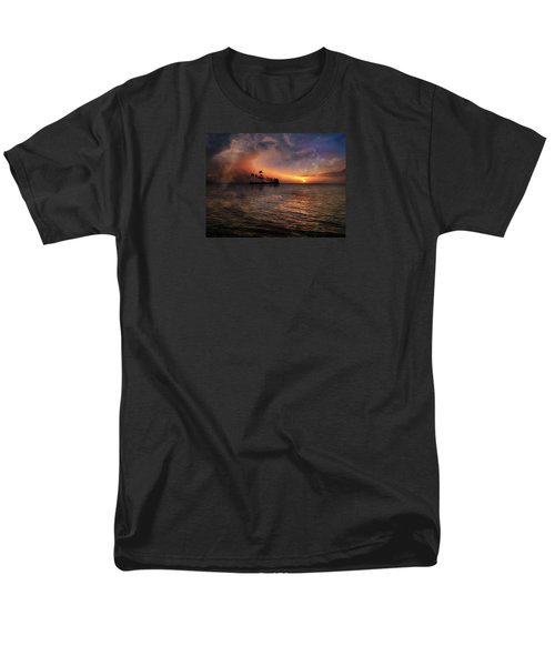 Men's T-Shirt  (Regular Fit) featuring the photograph 4419 by Peter Holme III