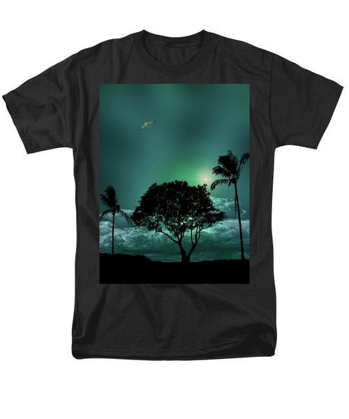 Men's T-Shirt  (Regular Fit) featuring the photograph 4420 by Peter Holme III
