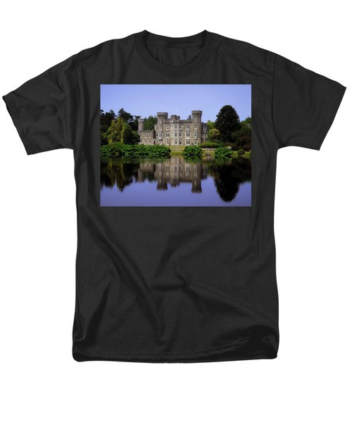 Johnstown Castle, Co Wexford, Ireland Men's T-Shirt  (Regular Fit) by The Irish Image Collection